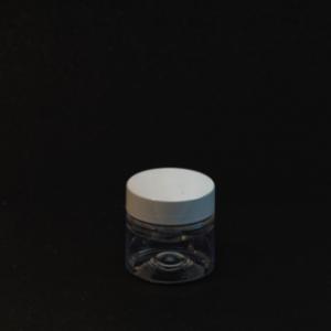 Matériel de fabrication : Pot plastique 50ml