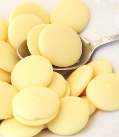 Beurre de cacao raffiné