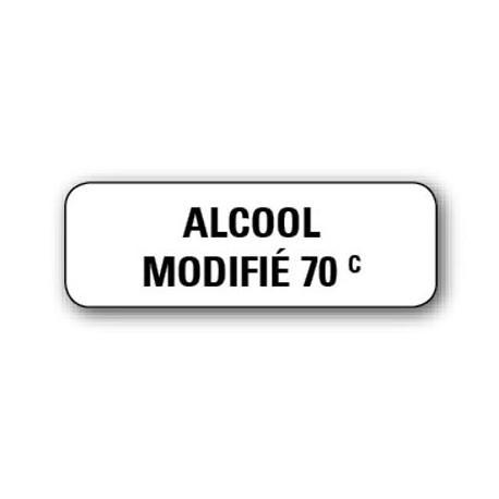 Alcool désinfectant 70°