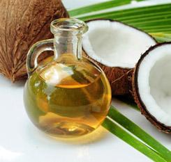 Huile de coco raffinée